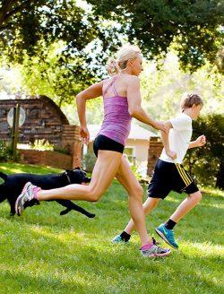 Workout Tips & Exercise Routines, well-balanced workout, results in less time