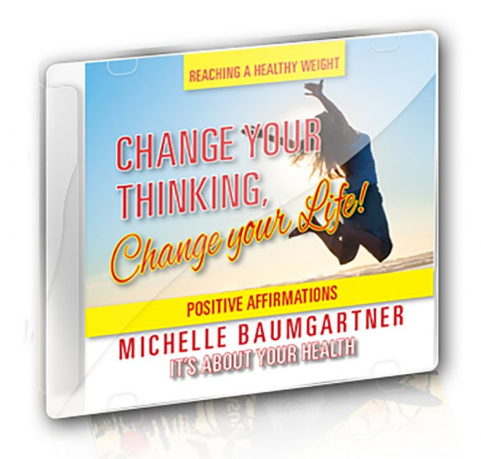 Change your thinking, change your life. Positive Affirmations audio.