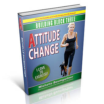 ATTITUDE CHANGE - BUILDING BLOCK THREE