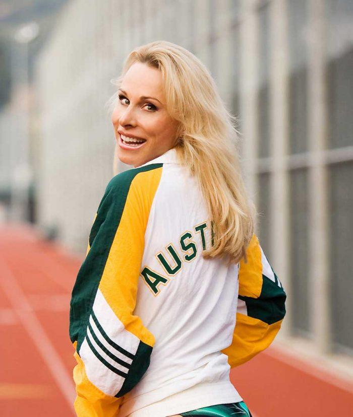 Michelle Baumgartner, Commonwealth Games-2009 track 1990